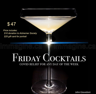 FridayCocktails - cover with price